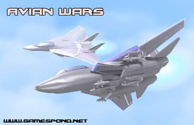 Avian Wars War Plane Game