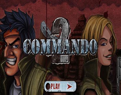 Commando 2 Game