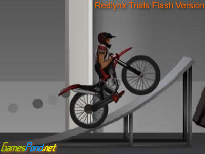 trial bike flash game
