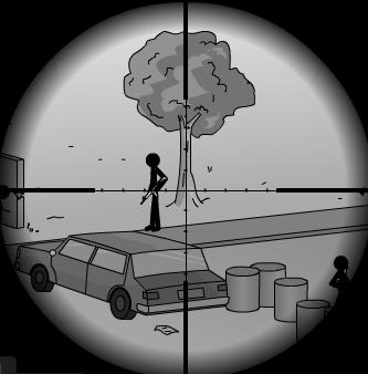 online stickman shooting games